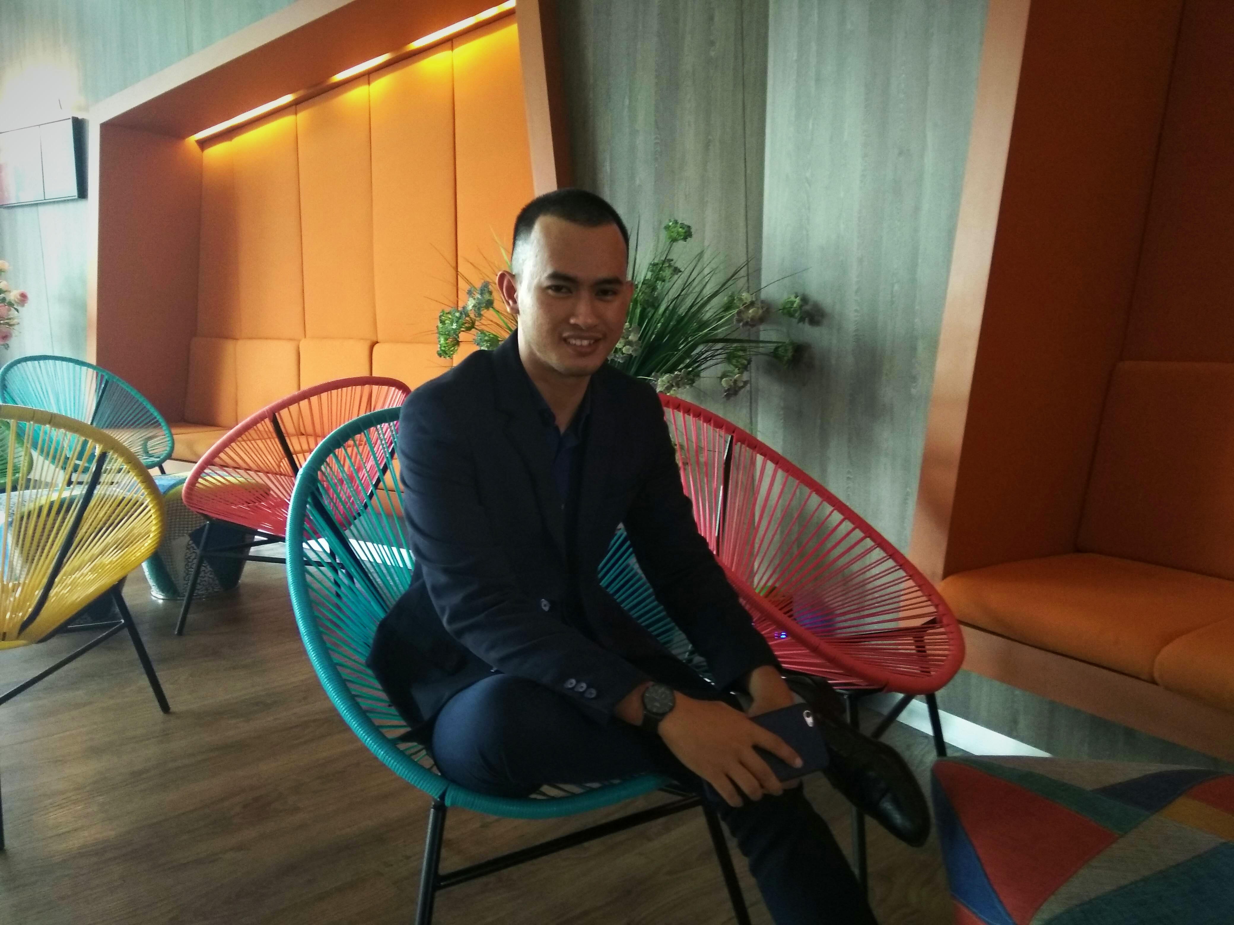 Edward F Prayoga, Sales Executive Hotel Ibis Batam. (netrakepri.com)