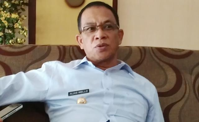 Alias Wello, Bupati Lingga. (net)