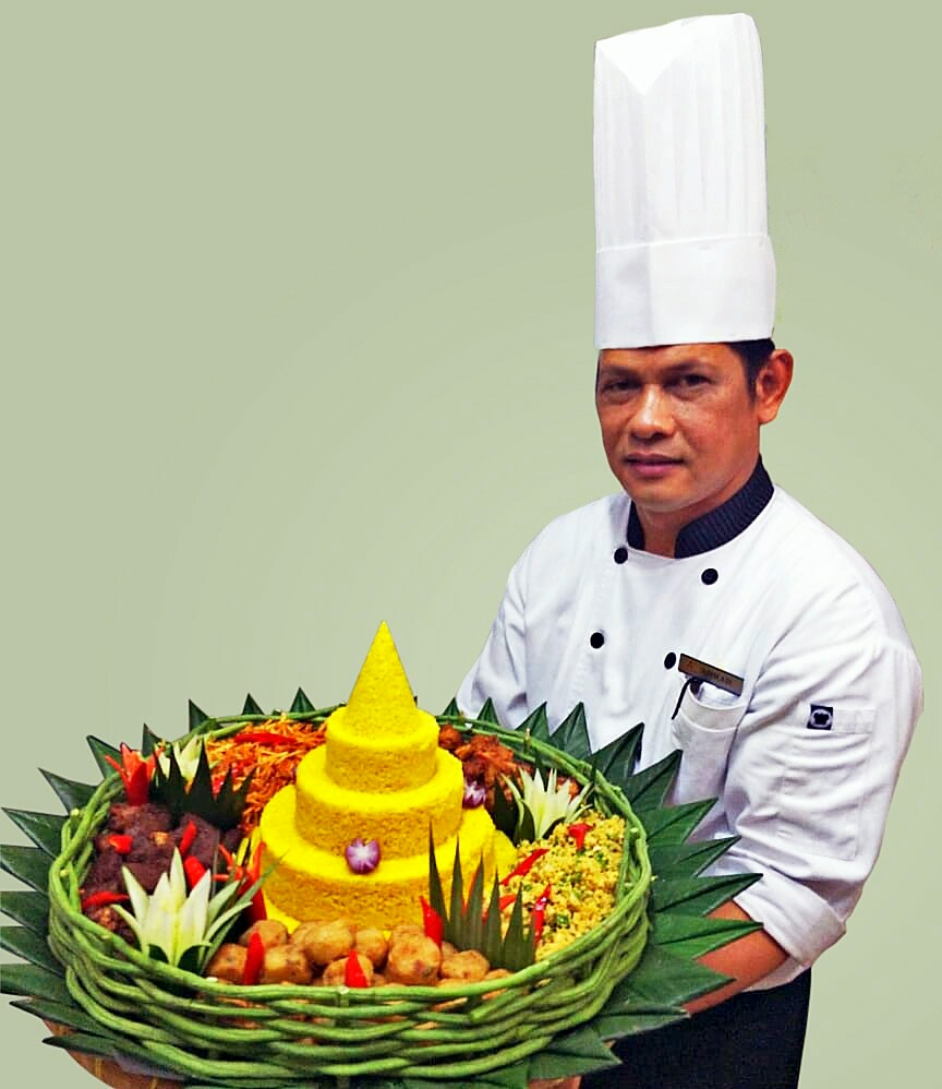 Ahmad Matali, Executive chef Planet Holiday Hotel & Residence. (istimewa)