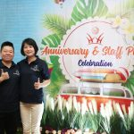 Gm Ibu Emelda Planet Holiday hotel and Residence Ibu Rita ast GM planet holiday hotel and Residence