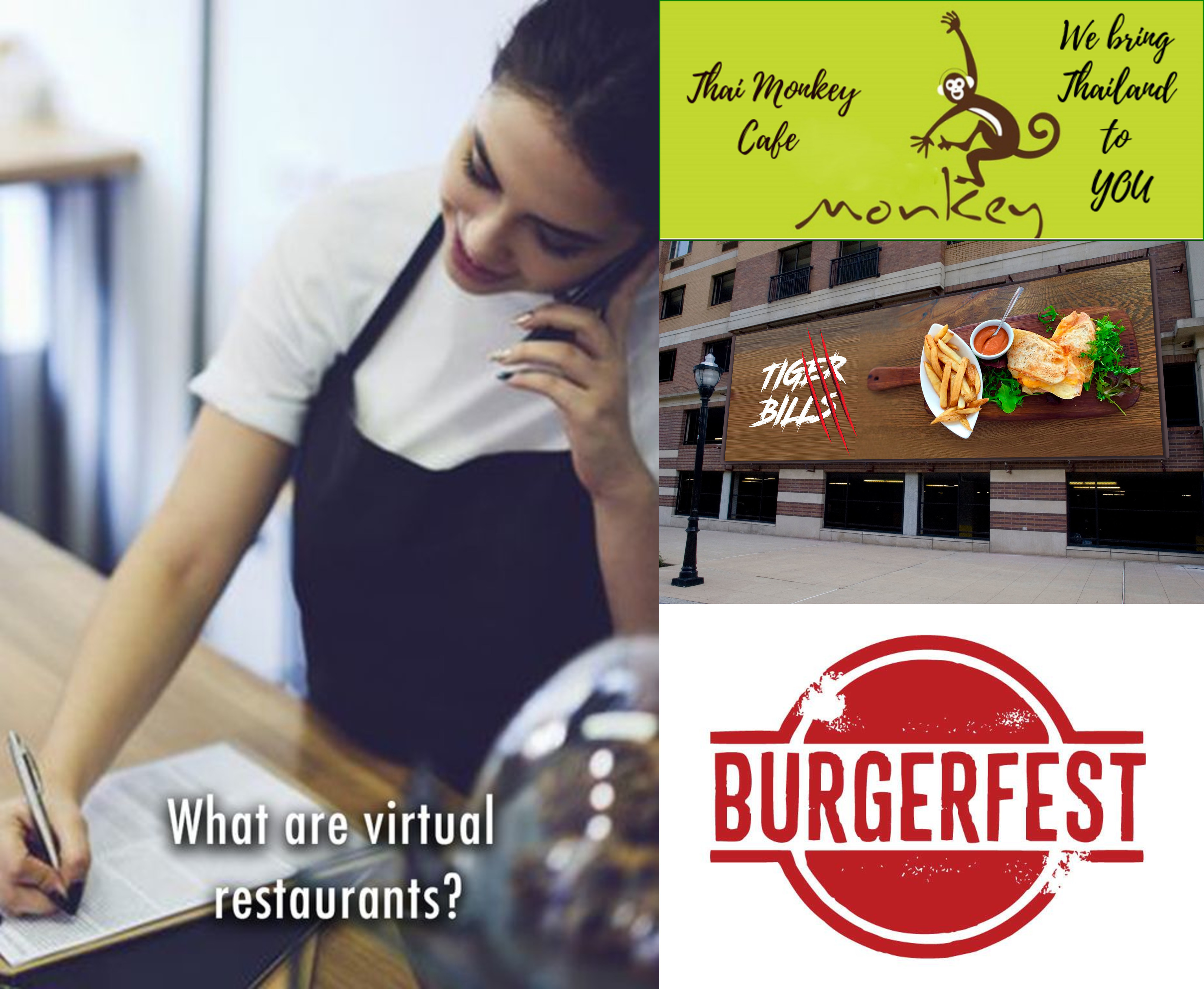 Exclusive Virtual Restaurant Brands