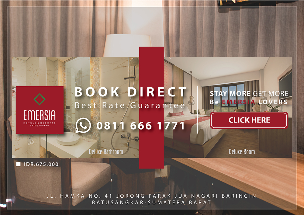 Booking Emersia Hotel & Resort Batu Sangkar