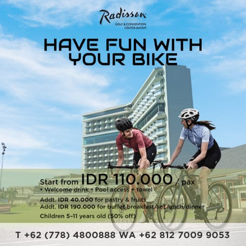 Radisson Batam Hotel & Convention Centre